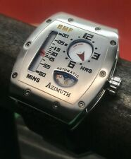 Azimuth SP-1 Mecha-1 Gauge BMF Swiss Automatic Limited Edition 43mm X 50mm St