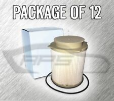 FUEL FILTER F36294XE FOR DODGE 6.7L TURBO DIESEL - PACKAGE OF 12