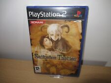 SUIKODEN TACTICS PS2 pal spanish pal version new sealed