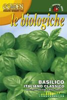 Franchi - Organic Vegetable - BIOB13/2 - Basil - Italian Classic - 3200 Seeds
