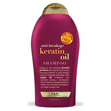 OGX (Organix) ANTI-BREAKAGE KERATIN OIL SHAMPOO 19.5OZ