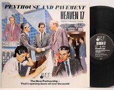 Heaven 17        Penthouse and Pavement          B.E.F.          NM # K