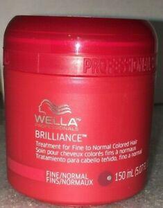 Wella Professionals Brilliance Treatment 5.07 oz / 150 ml F22