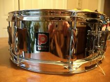 "Premier Snare Drum Made in England 14"" x 5 1/2"" Very Clean"