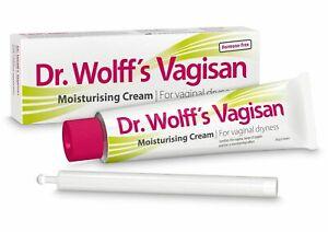Vagisan Moist Cream - 50g
