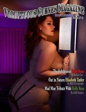 NEW Voluptuous Curves Magazine Issue # 2 by Michael Enoches