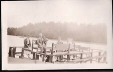 VINTAGE PHOTOGRAPH 1931 GERMAN SHEPHERD DOG FLAT ROCK NORTH CAROLINA OLD PHOTO