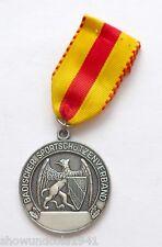 Medaille --Badischer Schützenverband 1992 Osterburken--