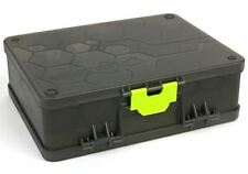 Fox Matrix Double Sided Feeder & Tackle Box / Coarse Fishing Accessories
