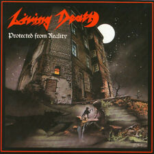 Living Death – Protected From Reality (CD, Aaarrg Records – AAARRG 5 CD/LD-A1)