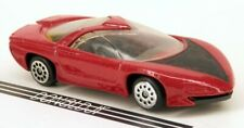 Zee Toys #D113 Pontiac Banshee Concept Sports Car Red 1/64 Scale Diecast