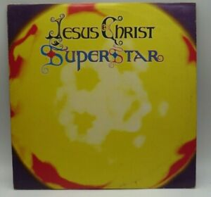 COLLECTABLE Double Album Jesus Christ Superstar WITH Ian Gillan as Jesus