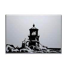 Aufkleber für Macbook Pro leuchtturm Sticker Vinyl licht lampe mac 11 13 15