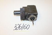 Index angetriebenes Werkzeug W63550.2000 VDI 30 Spannzangen ca. 20 mm Nr. 326/60
