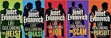 JANET EVANOVICH Fox & O'Hare Series Collection Set Books 1-5 By Janet Evanovich