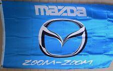 MAZDA Cars 3x5 Flag Banner Zoom-Zoom