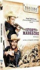 DVD : Fort massacre - WESTERN - NEUF