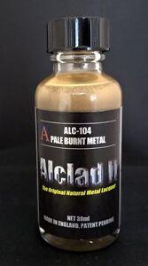ALCLAD2, ALC104 PALE BURNT METAL