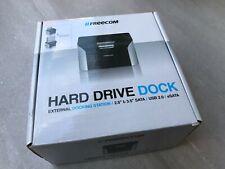 "Freecom 2.5"" and 3.5"" SATA I/II Hard Drive Dock"