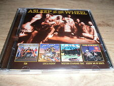 ASLEEP AT THE WHEEL - TEN/LIVIN/WESTERN STANDARD/KEEPIN ME UP - 4 ON 2 CD