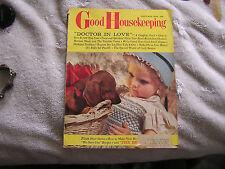Good Housekeeping Magazine January 1958