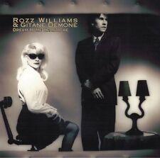 ROZZ WILLIAMS & GITANE DEMONE dream home heartache (revised) CD