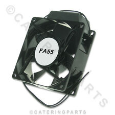 FA55 UNIVERSAL SQUARE AXIAL COOLING FAN MOTOR 80mm x 80mm x 25mm 230V 13W 230v