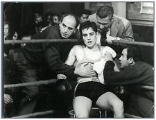 France, Alain Delon dans Rocco et ses frères  Vintage .  Tirage argentique