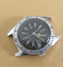 COMET DIVERS  MANUAL WIND SWISS WATCH FROM 1960 FOR SERVICE