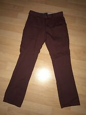 Ocean Current Boys Sz 16 burgundy pants Low $$