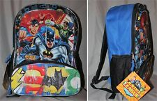 Justice League Book Bag Backpack School Special New