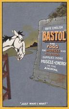 C3577) CARTONCINO, BASTOL THE FOOD FOR HORSES, CIBO PER CAVALLI.