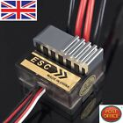 1/8 1/10 Brushed Brush 320A Speed Controller ESC RC Truck Car Boat Reverse