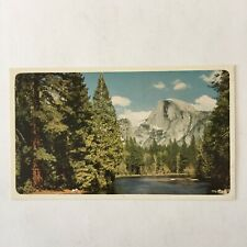 Yosemite Naional Park Unposted Postcard
