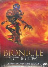 Bionicle - Mask Of Light (2003) DVD Edizione Speciale + Gioco Lego