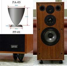 CM fine ceramic cones/speaker stand for Super Sounds (  L size)