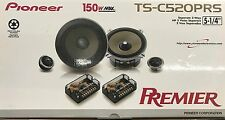 "Brand New Pioneer Premier Classic TS-C520PRS Component 5.25"" Old School NEW !!!!"