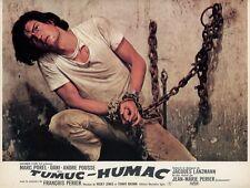 MARC POREL TUMUC-HUMAC 1970 VINTAGE LOBBY CARD #3