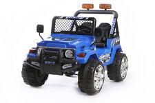 JEEP RENEGADE: fuoristrada / auto elettrica per bambini 12V con radiocomando