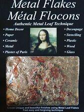 Mona Lisa Mixed Metal Flakes 3 Grams