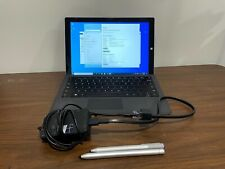 New listing Surface Pro 3 8gb ram 256gb ssd, comes with charger keyboard and styluses
