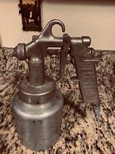 Vintage W.R. Brown Corp. Speedy Filtaire Paint Sprayer & Pot Model 125C