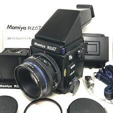 【Exc++++】Mamiya RZ67 pro w/ SEKOR Z 110mm F2.8 AE Finder,etc from JAPAN 616