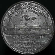 More details for 1862 | victoria london international exhibition medal 'ottley' | km coins