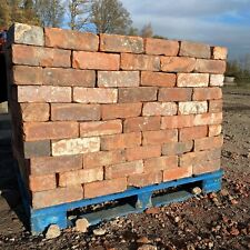 Red Reclaimed Imperial Bricks Vintage Mould Handmade - 50,000+ Cleaned And Ready