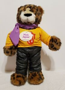 """NABCO - VOP Collection, Mick Jaguar, 18"""" tall, Made in 1985 in the USA, TA"""