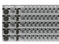 100 Pcs Energizer 2032 CR2032 ECR2032 3V Lithium Coin Batteries, FRESH DATE