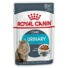 5 bags Royal Canin CAT FOOD Urinary Care in Gravy wet food for adult cats 5x85g