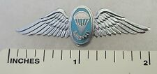 REPUBLIC of SOUTH AFRICA AIRBORNE PARACHUTE PARA INSTRUCTOR WINGS BADGE