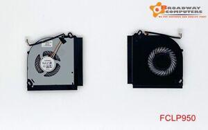 Original fan for Clevo P950HP P950HP6 P950ER P950HR P955ER P950EP6 P955EP6 P950E